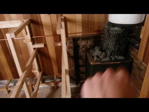Как сделать котел в баню своими руками - чертежи, видео