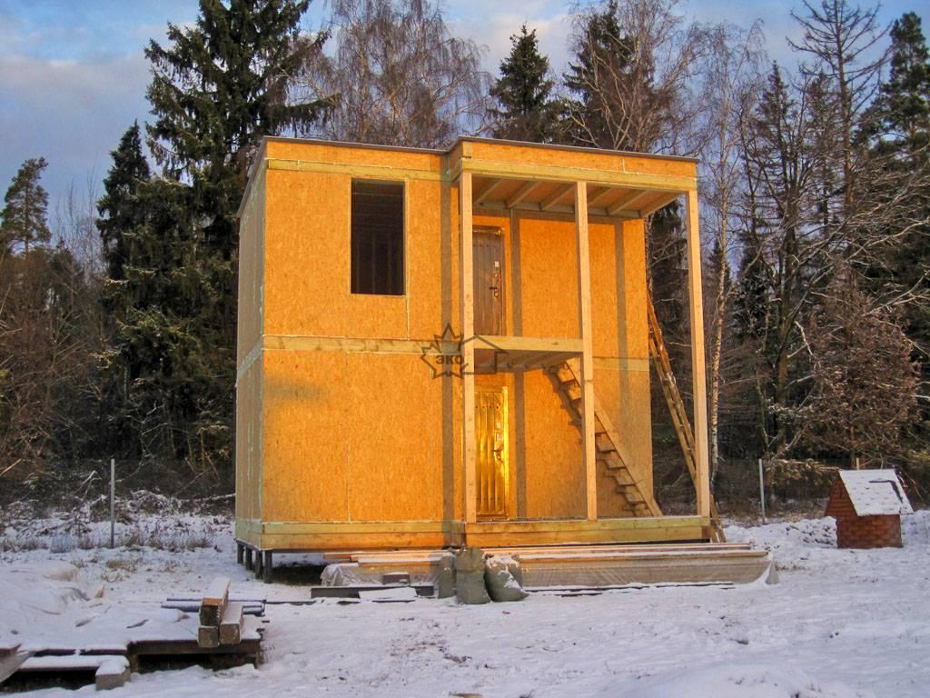 Баня из сип-панелей: можно ли строить и как это сделать своими руками, цена по рф, а также отзывы владельцев