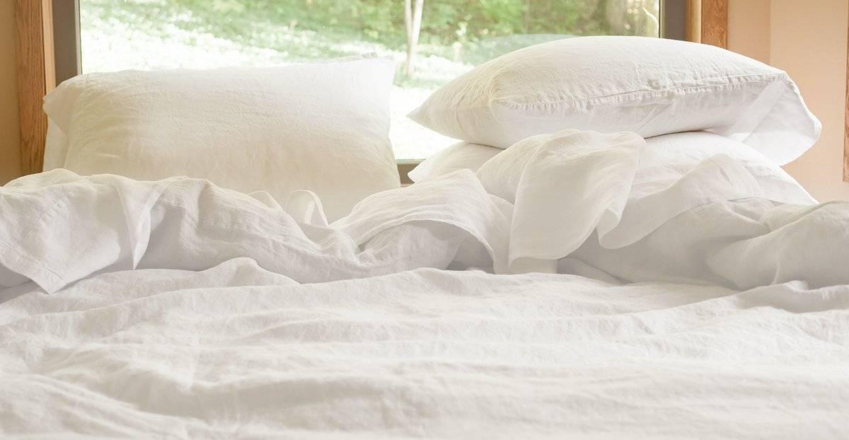 7 идей использования старого постельного белья для украшения интерьера