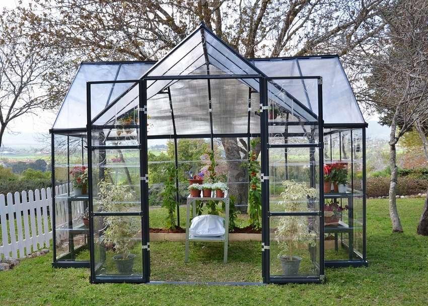 Оранжерея дома (60 фото): домашний вариант своими руками и проекты для дачи, выбираем светильники и пристраиваем мини-оранжерею к частному дому