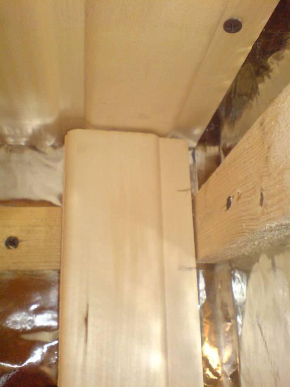 Облицовка стен бани. как правильно обшивать вагонкой?