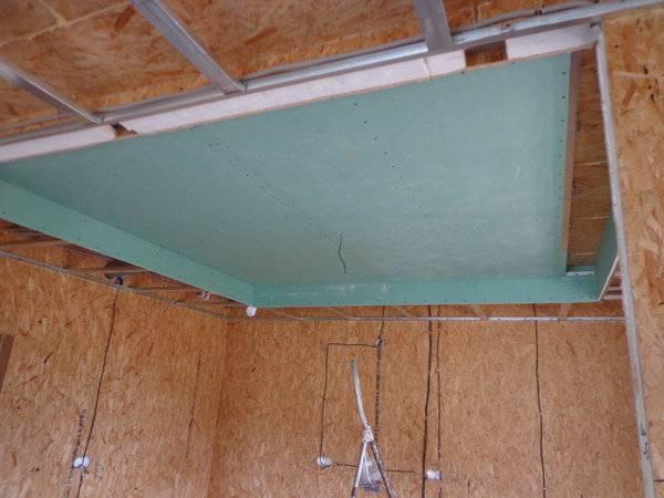 Как сделать потолок в бане своими руками - пошаговое руководство для монтажа