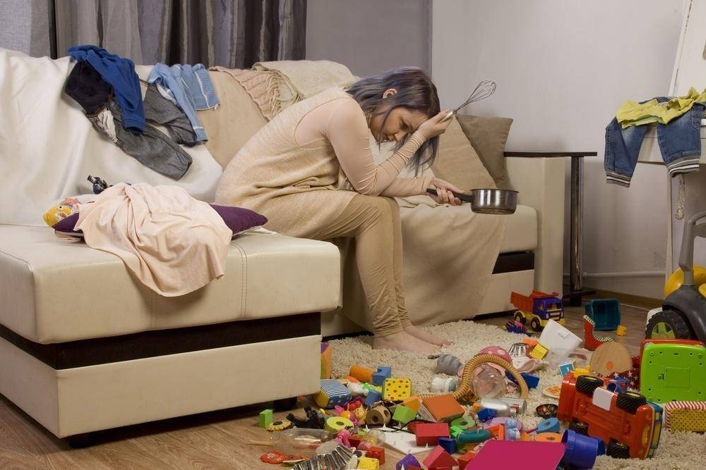 Как беспорядок в доме поможет разобраться в себе?   психология   школажизни.ру