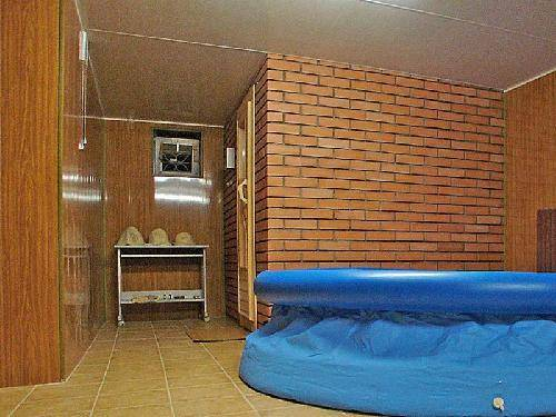Баня в цокольном этаже: все нюансы обустройства
