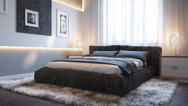 Мебель для маленькой спальни – основные правила выбора