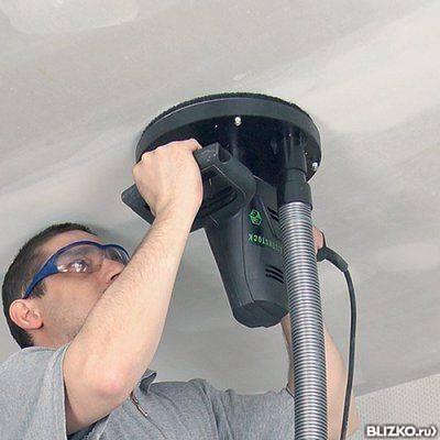 Технология покраски потолка: принципы и секреты