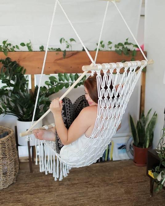 Как сплести гамак своими руками в домашних условиях: пошаговая инструкция