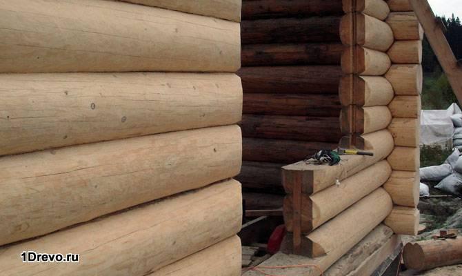 Усадка дома из бруса (20 фото): сколько усаживается конструкция размером 150х150 мм при естественной влажности, сколько времени садится