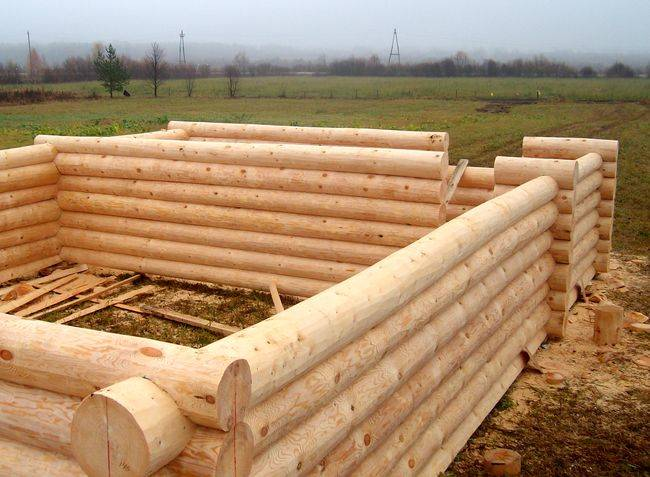 Как построить баню из бруса своими руками – основные и важные правила постройки