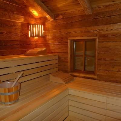 Покраска бани: пошаговая инструкция