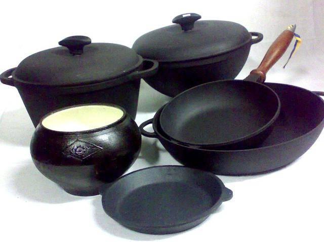 Посуда для стеклокерамической плиты, разновидности и основные требования