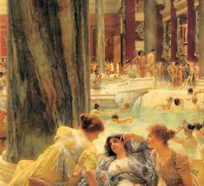 Особенности бани: русские, турецкие, финские, римские