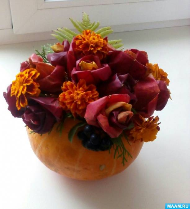 Осенние букеты. осенние букеты своими руками: учимся собирать композиции с яркими оттенками сезона