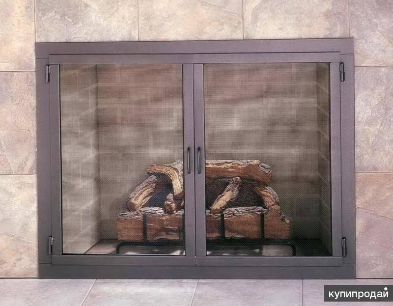 Установка топочной дверцы кирпичной печи: 3 разных способа