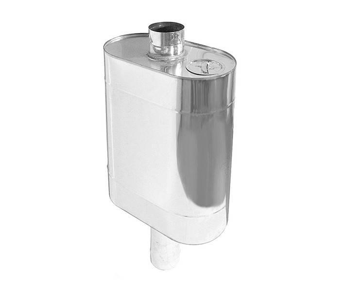 Бак для воды на банную печь, для нагревания горячей воды