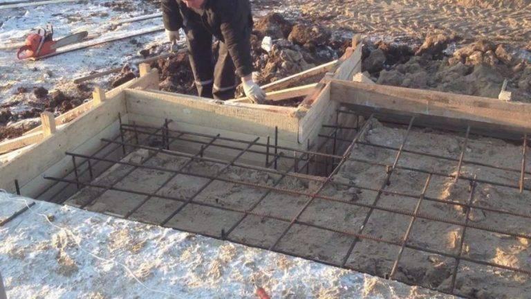 Ленточный фундамент для бани своими руками: пошаговая инструкция, как сделать разметку, какой марки залить бетон для строения размером 6х6 и других