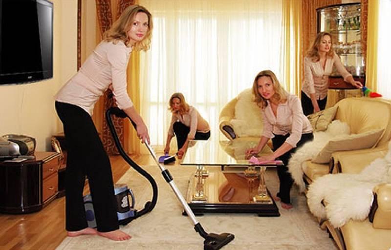 Как навести порядок за десять минут перед приходом гостей?  - семья и дом - вопросы и ответы