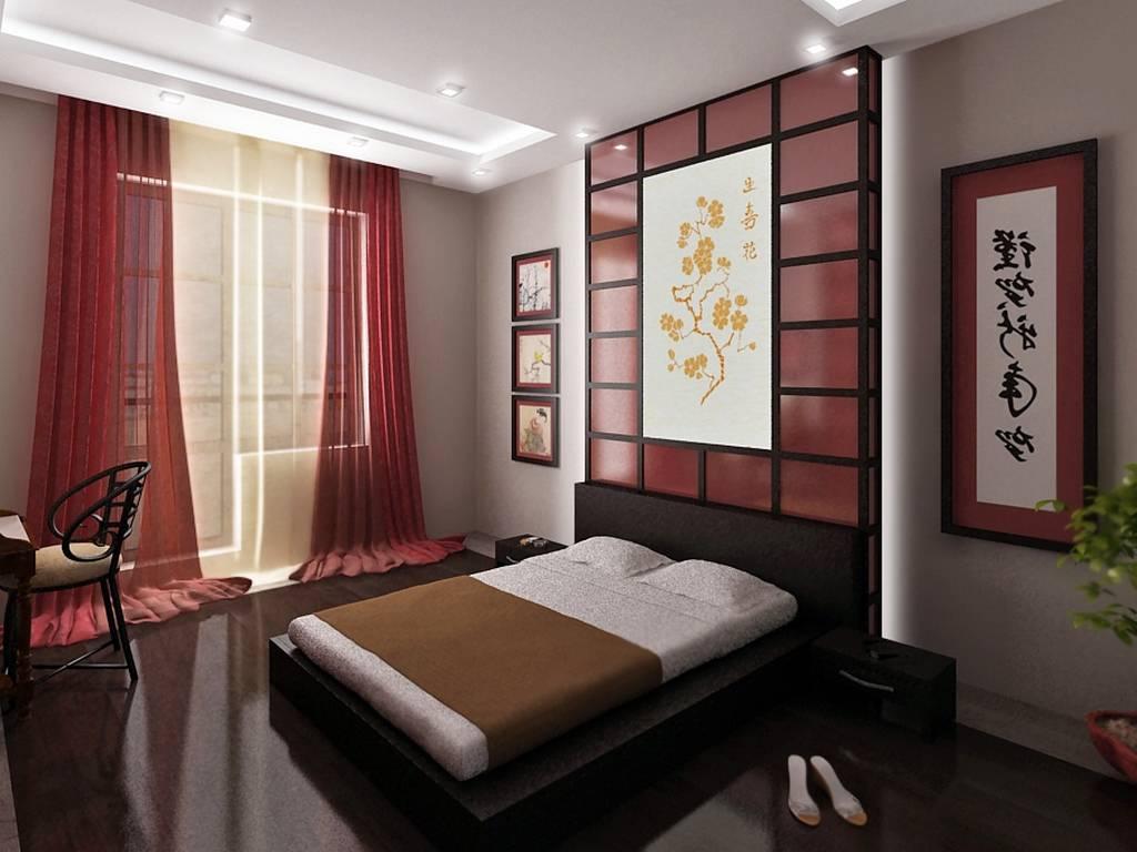 Спальня по фен-шуй: расположение по сторонам света, схемы и фото