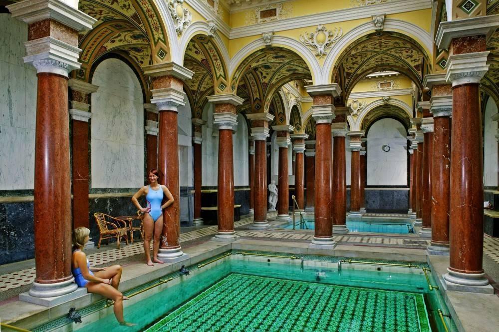 Красивейшие бани мира: подборка фото