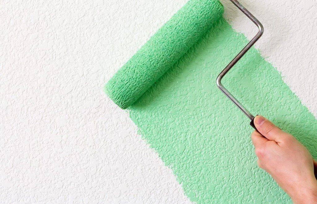 Как убрать известку со стен: шпателем, как быстро и просто удалить старое покрытие шлифмашиной, очистить при помощи мыльного или кислотного раствора?