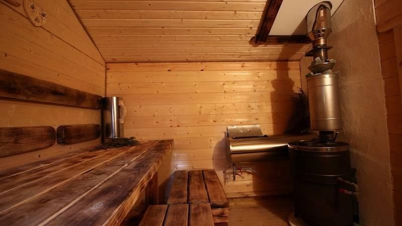 Деревенская баня: как построить парилку в деревне