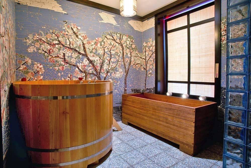 Японская баня – виды и особенности