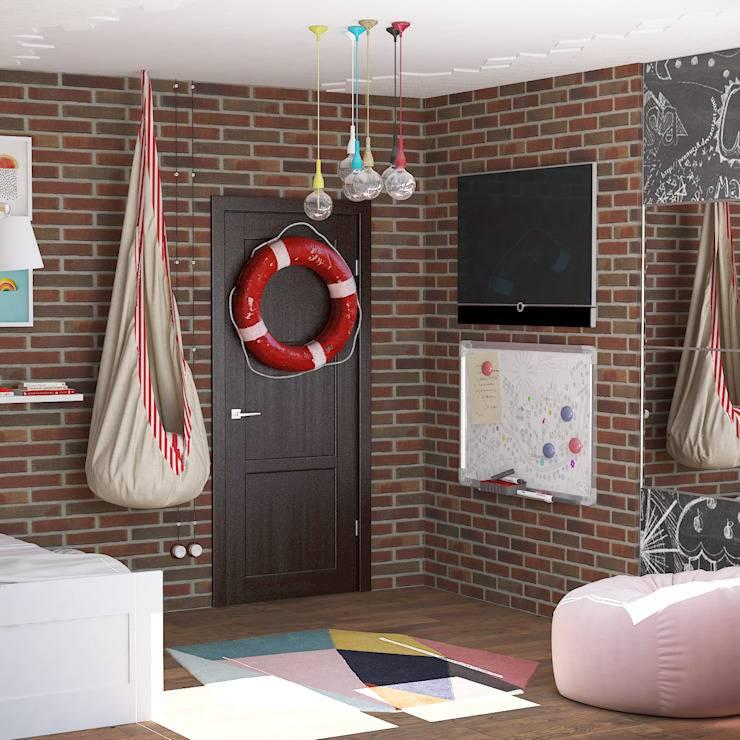 Как создать идеальную комнату в стиле лофт для мальчика-подростка и ничего не забыть? 8 фишек, которые нужно знать
