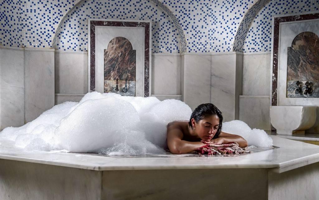 Чем полезна турецкая баня хамам: противопоказания, правила посещения