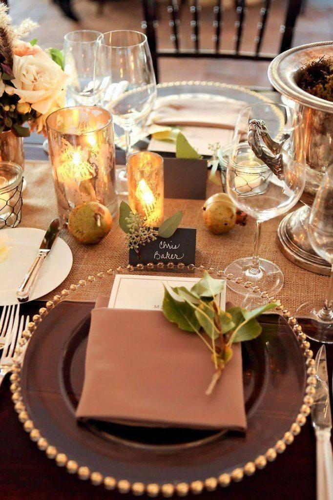 Сервировка стола (+280 фото):технология праздничного оформления