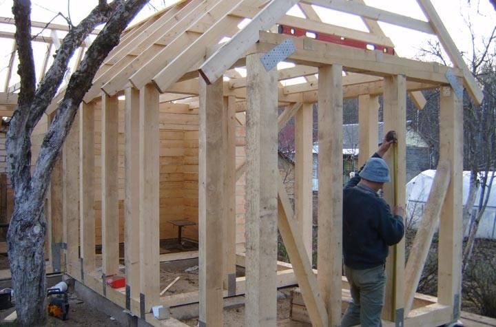 Из чего лучше построить баню? из каких материалов?