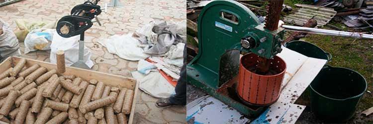 Производство топливных брикетов из опилок своими руками: подробная инструкция и рекомендации