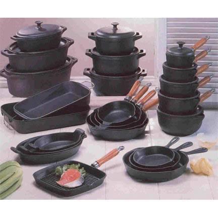 Правила эксплуатации и ухода за чугунными сковородками без покрытия