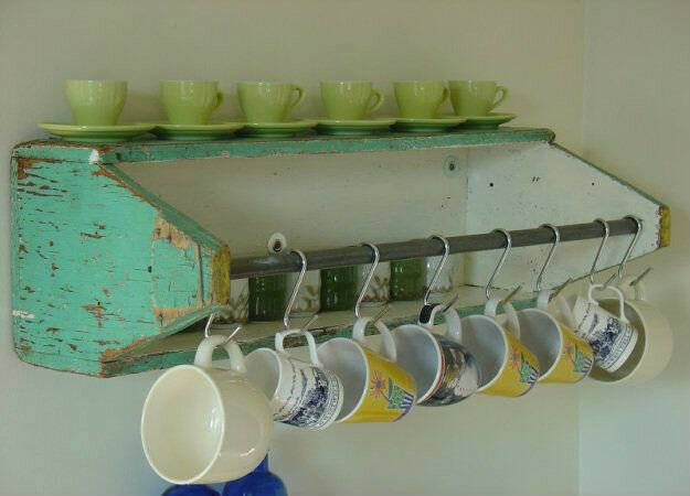 Система хранения на кухне: умные решения для компактного помещения