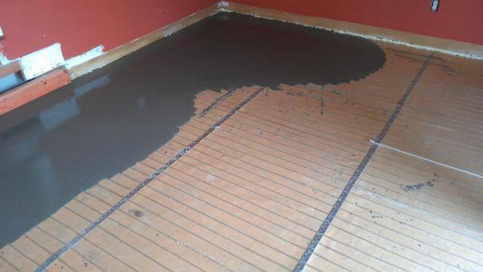 Как залить пол в бане: черновой пол, заливка стяжки, финишная отделка пошагово