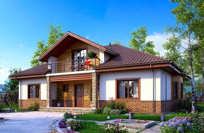 Одноэтажный или двухэтажный: какой дом построить - вместе.ру