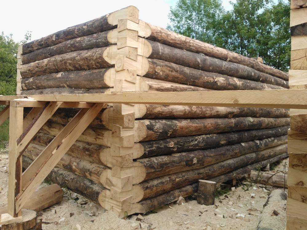 Баня из осины: плюсы и минусы осинового сруба | строительство. деревянные и др. материалы