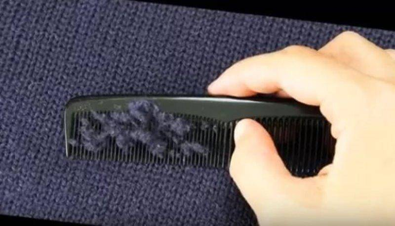 Как избавиться от катышков на пальто — 8 лучших способов чистки