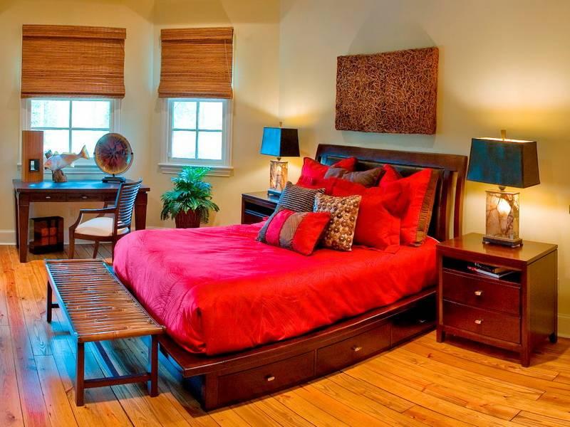 Спальня по фен шуй - правила