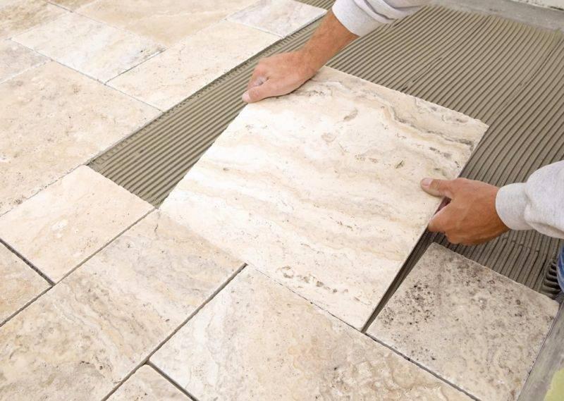 Керамогранит на пол – правила выбора и техника укладки керамогранитной плитки
