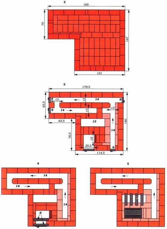 Печь шведка с лежанкой – 20 фото с процессом и примерами работ, описание порядовки печки