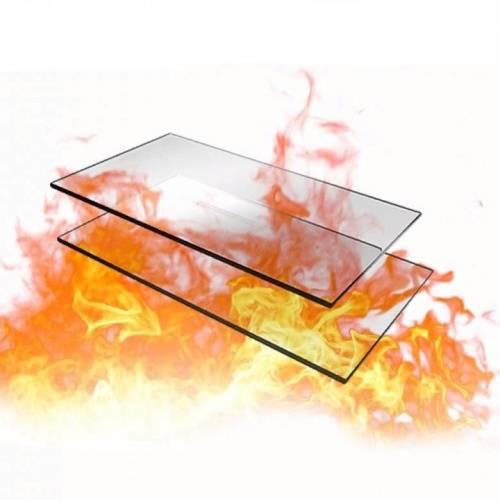 Дверцы со стеклом для камина и печи: виды, особенности дверок для топочной, критерии выбора