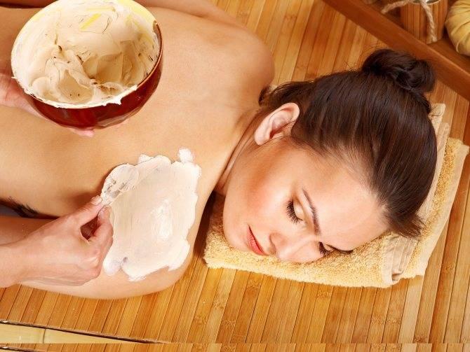 Маски в бане: для лица, для волос, для тела, для похудения