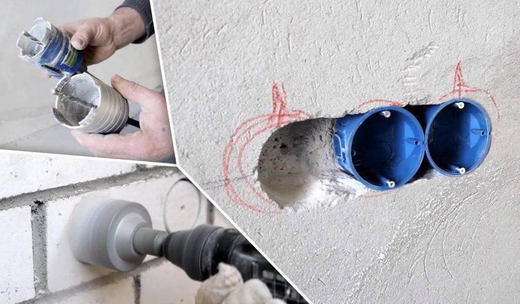 5 правил как установить розетку в подрозетник - ошибки при подключении шлейфом двойной розетки.