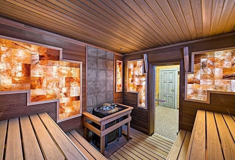 Дизайн парилки внутри: фото парной разных типов бань - русской, финской, турецкой, материалы и стили интерьеров