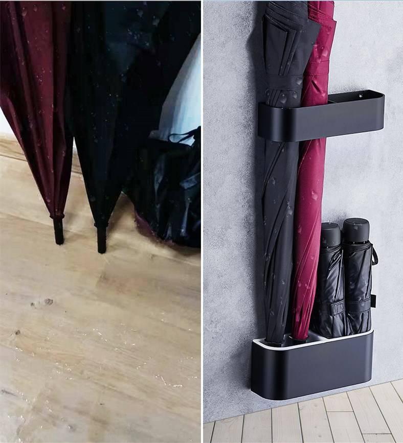 Хранение зонтов в прихожей: фотосоветы