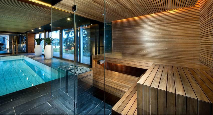 Баня с бассейном: проект потрясающего банного комплекса для релаксации