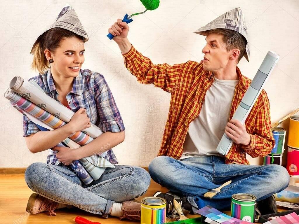 Как заставить мужа работать и принимать решения?