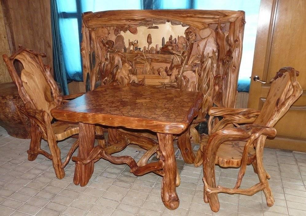 Мебель из дерева своими руками — советы, схемы и оригинальные идеи создания в домашних условиях