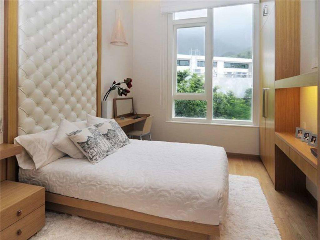 Современный дизайн маленьких спален: 5 простых шагов