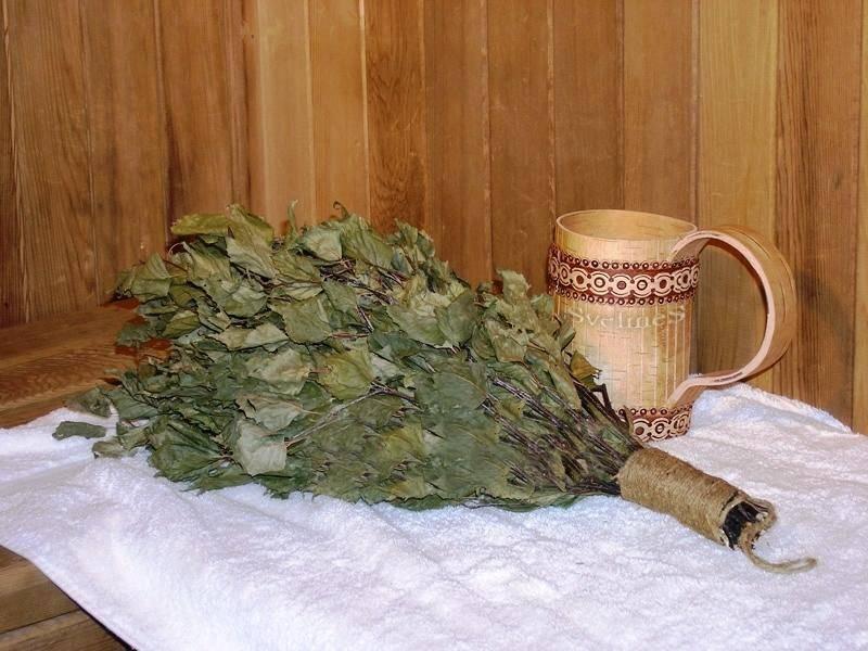 Заготовка березовых веников для бани: время сбора, правила хранения и сушки   строительство. деревянные и др. материалы